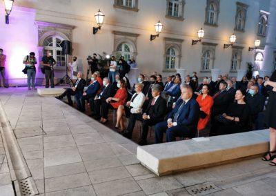 Magyar-horvát kiállítás megnyitó