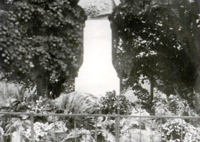 Kossuth Lajos szobra Dobsinán