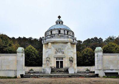 Az Andrássy-mauzóleum Krasznahorkán